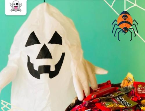 Süßes oder Saures. Auch für die Kleinen ist an Halloween gesorgt